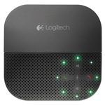 Logitech P710e Mobile Speakerphone, Black
