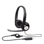 Logitech Clearchat Comfort USB™ Digital Noise-Cancelling Headphones