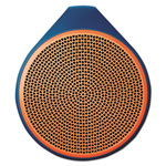 Logitech X100 Speaker, Orange