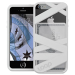 Loop Mummy Case for iPhone 5, White