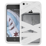 Loop Mummy Case for iPhone 5C, White