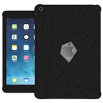 Loop iPad Mummy Case for iPad Air, Silicone, Black