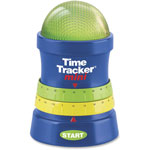"Learning Resources Mini Time Tracker, 3-1/4"" x 4-3/4"", 3AAA Required, Multi"