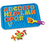 Learning Resources ABC Cookie Puzzle, 28 Pcs, Ast