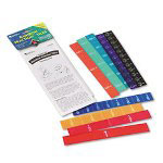 Learning Resources Rainbow Fraction Tiles, Overhead, Math Manipulatives for Grades 2-6