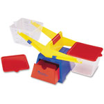 "Learning Resources Primary Bucket Balance, 16-1/2"" x 6-1/2"" x 6"", Multi"