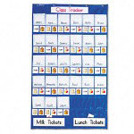 Learning Resources Class Tracker Pocket Chart