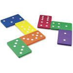 Learning Resources Jumbo Dominoes for Grades K and Up