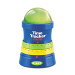 Learning Resources Time Tracker Mini Timer, Blue/Green/Red/Yellow