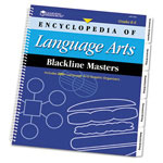 Learning Resources Encyclopedia Of Blackline Masters, Language Arts, Grades K To 6