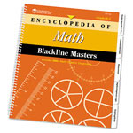 Learning Resources Encyclopedia Of Blackline Masters, Math, Grades K To 6