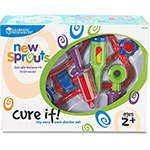 Learning Resources Cure It Doctor Set, 12/ST, Multi