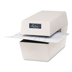 Lathem Time LTT Heavy Duty Time/Date Document Stamp, 5 1/2w x 11d x 7h, Cool Gray