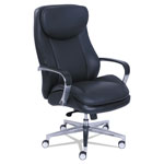 La-Z-Boy Commercial 2000 High-Back Executive Chair, Black