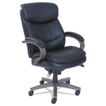 La-Z-Boy Woodbury High-Back Executive Chair, Black
