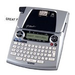 Brother P-Touch® PT-1880 Advanced Home And Office Labeler