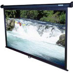 Elite Screens Manual Series M100UWV1 - Projection Screen - 100 In