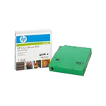 HP LTO Ultrium - 800 GB - Storage Media