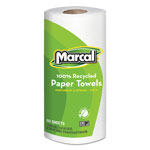 Marcal 100% Premium Recycled Roll Towels, 9 x 11