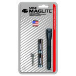 Maglite® Ultra Mini Mag Purple Flashlight 3 AAA Cells