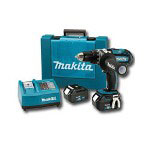 Makita 18 Volt Lithium Ion Driver Drill Kit