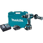 Makita 18V LXT Lithium-Ion Brushless Drill Kit