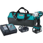 Makita 18V LXT Lithium-Ion Brushless Impact Wrench Kit