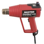 Master Appliance ProHeat LCD Dial-In Heat Gun