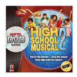 Mattel High School Musical DVD Game