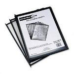 Master Mfg Replacement Sleeves for MasterView Modular Reference System, 6 Per Pack