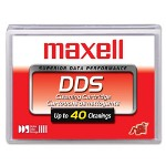 Maxell 4MM Data Drive Cleaning Cartridge