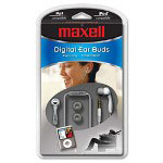 Maxell Headset P8 iPOD Ear Buds