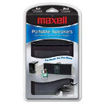 Maxell Portable Travel Speakers