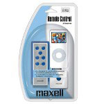 Maxell Remote Controller with 30 Pin