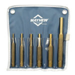 Mayfair 6Pc Brass Pin Punch Kit