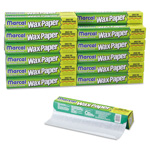 Marcal Kitchen Charm Roll Wax Paper 11.9x75 24