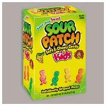 Cadbury Adams Grab and Go Sour Patch Kids Candy Snacks in Reception Box
