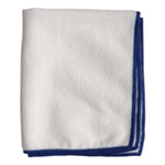 "Microfiber and More Detailer's 16""x16"" White Microfiber Cloth, Bag of 12"
