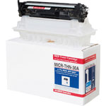 Micromicr MICR Toner for HP MFP M227, 1600 Page Yield, Black