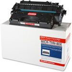 Micromicr HP Laser Jet PRO Toner Cartridge, High Yield, 400 Series, BK