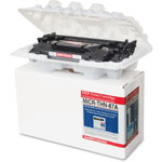 Micromicr Toner Cartridge, 9000 Page Yield, Black