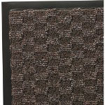 3M Nomad™ Vinyl & Nylon Carpet Mat, 3' x 5', Brown