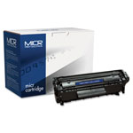 MICR Print Solutions 12AM Compatible MICR Toner, 2000 Page-Yield, Black
