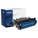 MICR Print Solutions 630M Compatible MICR Toner, 21000 Page-Yield, Black