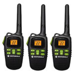 Motorola MD200 Triple Pack 20 Mile Range