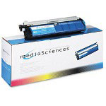 Media Sciences Toner for Minolta MAGICOLOR 2300, Cyan