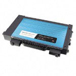 Media Sciences Cyan High-Yld Laser Toner for Samsung Clp-500/550 (Clp-500D7K Compat) (7K Pgs)