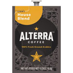 Mars Drinks Alterra House Blend, 100/CT, Black