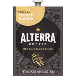Mars Drinks Alterra French Vanilla Coffee, 100/CT, Black