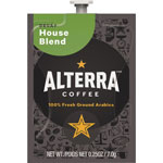 Mars Drinks Alterra House Blend Decaf Coffee, 100/CT, Black